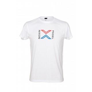 Camiseta poliester Nixon Padel
