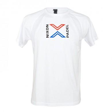 Camiseta técnica Nixon Padel